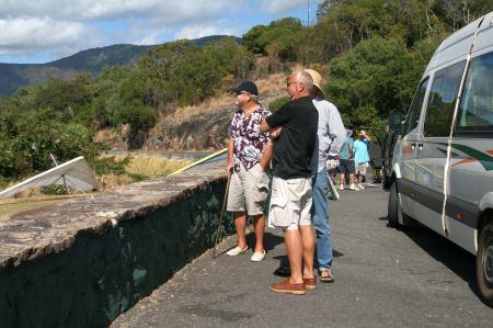 Unser Ausflug mit Max und Graham nach Port Douglas führt entlang der Küste.