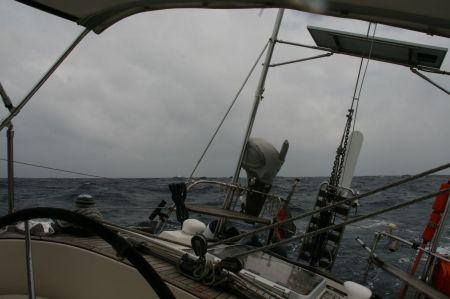 Wind und Wellen ....