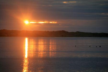 immer wieder - Sonnenuntergang