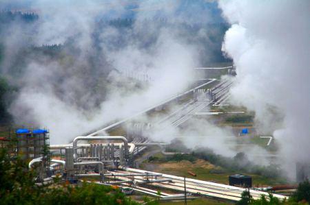 Hier eins der Wasserkraftwerke am Waikato, die 25 % von Neuseelands Wasserkraft liefern