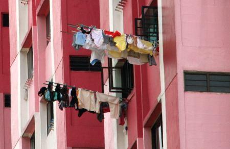 Sola gracia blog archiv singapur - Wasche im schlafzimmer trocknen ...