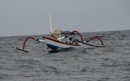 ..... typisches Fischerboot