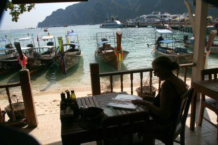 In Ko Phi Phi ....