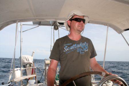 Skipper Klaus.