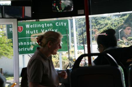 erreichen wir mit dem Bus