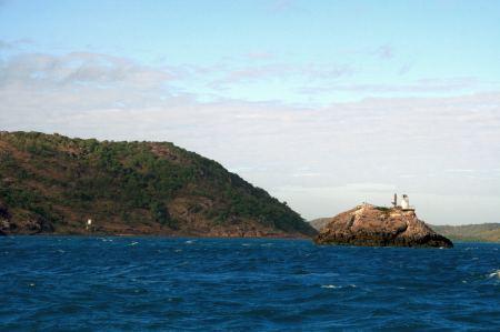 Margaret Bay - unser letzter Ankerplatz auf der Reise nach Darwin