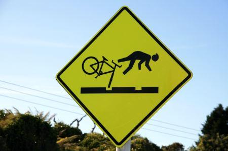 Achtung Radfahrer,