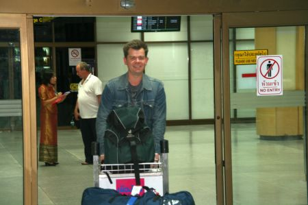.... um mit Rüdiger gemeinsam die Sola Gracia von Phuket nach Langkawi zu bringen.