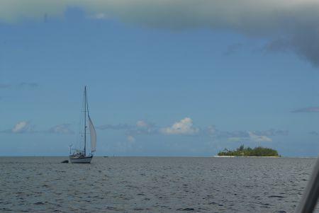Die Solagracia in Tonga .....